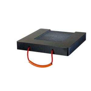Abstütztechnik Abstützplatte Absetzkipper