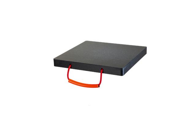 Abstützplatte Performance Standardausführung