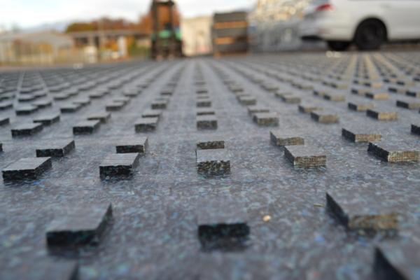 Struktur Detail Schwerlastplatte Maximum