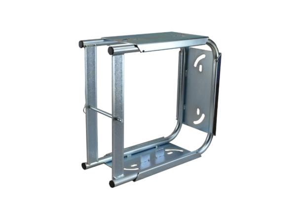 Abstütztechnik Doppelplattenbox galvanisch verzinkt