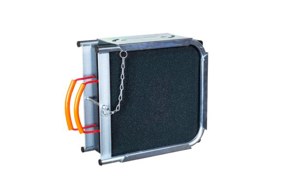 Doppelplattenbox Zubehör Abstütztechnik