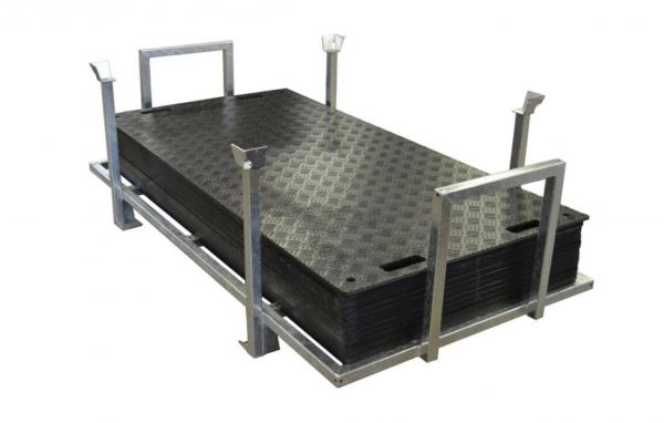 Flächenschutz Bodenschutzplatte Flex Set