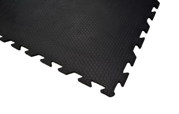Tierhaltung Gummimatte Hexagon
