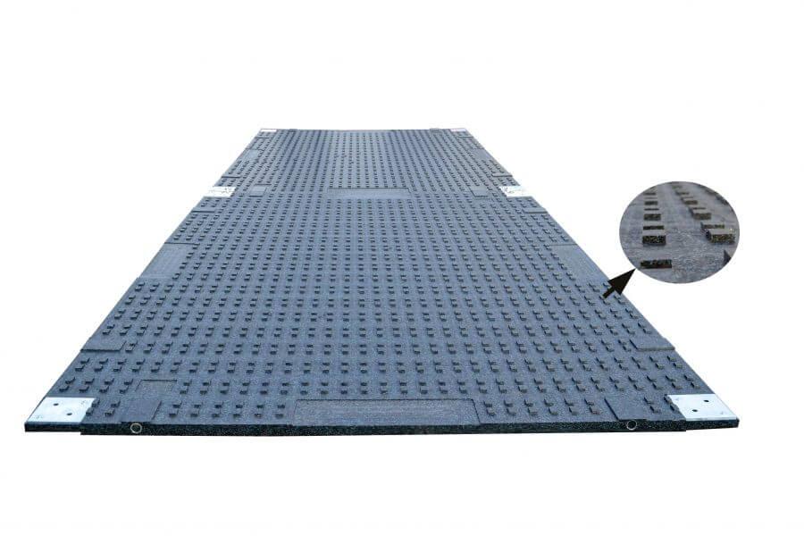 Struktur Schwerlastplatte Maximum