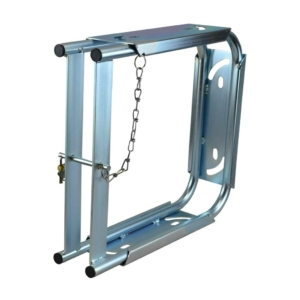 Abstütztechnik Singleplattenbox galvanisch verzinkt