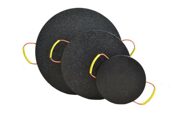 Abstütztechnik Unterlegplatte Rolling in verschiedenen Größen