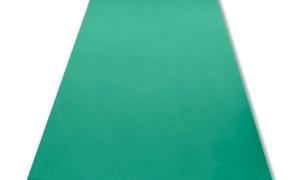 Kunststoffhalbzeuge grün