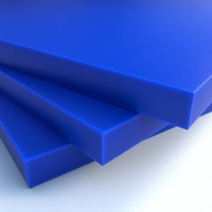 LuxTek Halbzeug blau