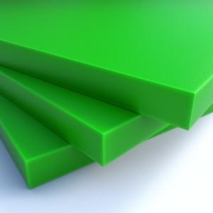 LuxTek Halbzeug grün