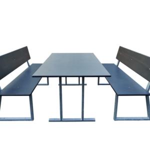 LuxTek Sitzgruppe Outdoor