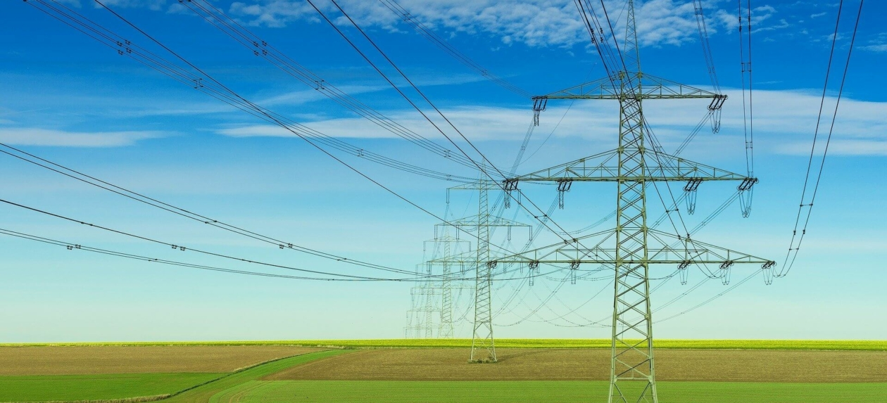 Fahrstraßen für den Bau von Stromtrassen