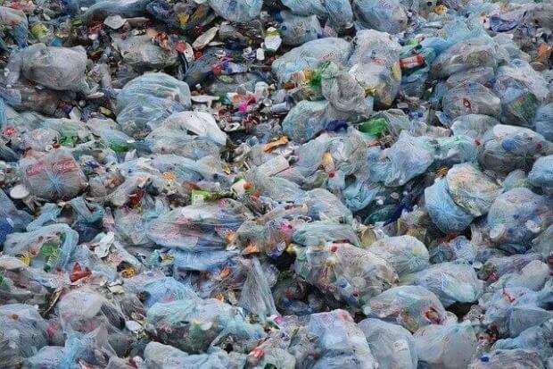 Abfall Kunststoff