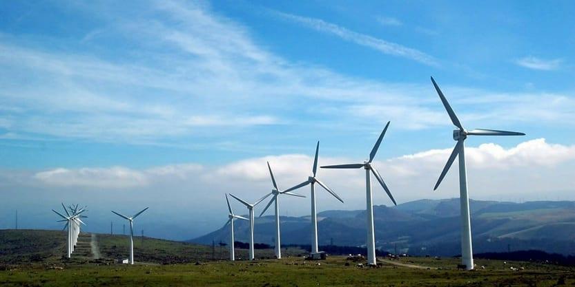 Fahrstraßen zur Errichtung von Windparks